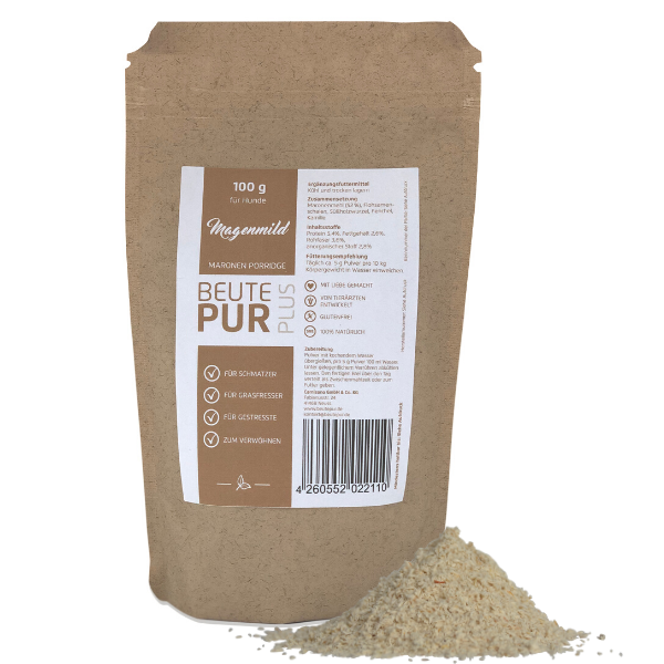 Magenmild - Maronen Porridge BEUTEPUR plus