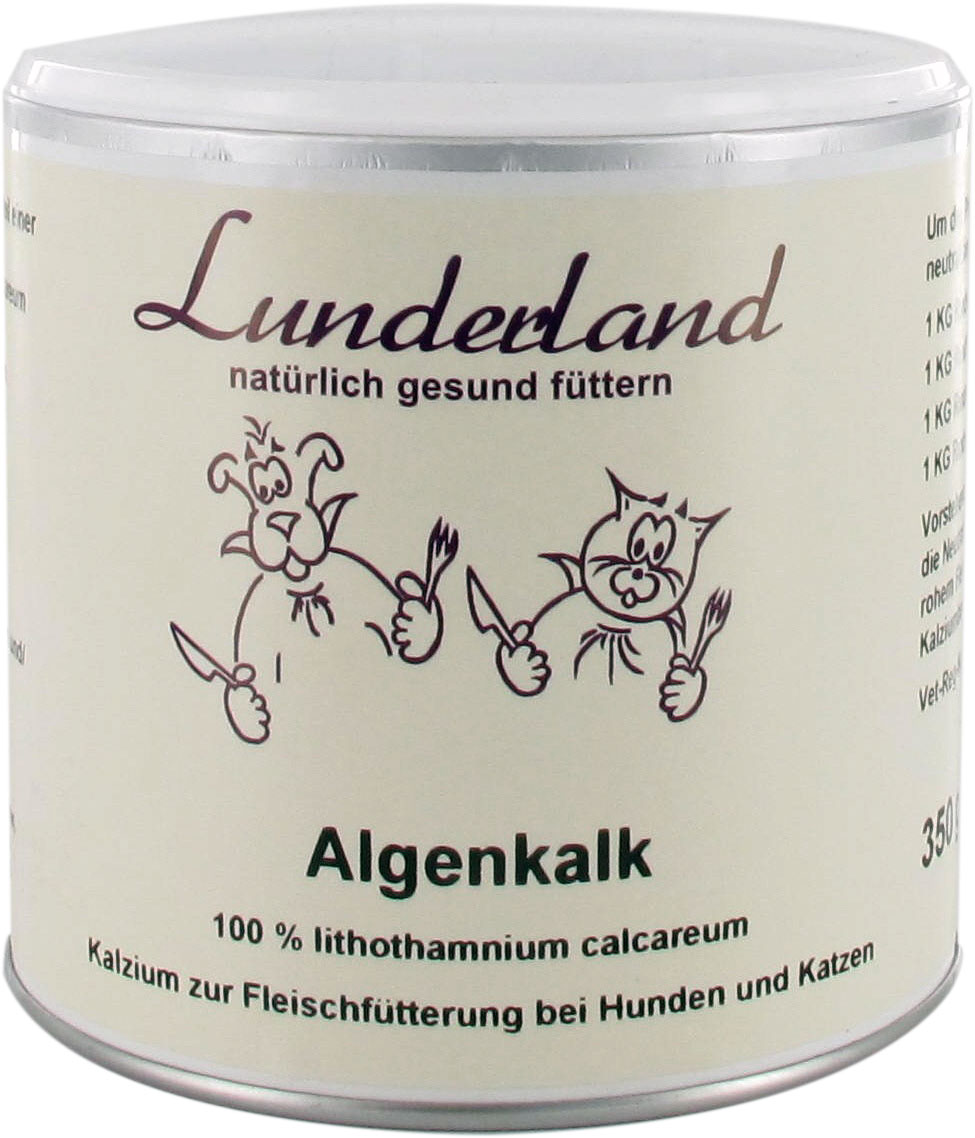 Algenkalk / Lunderland