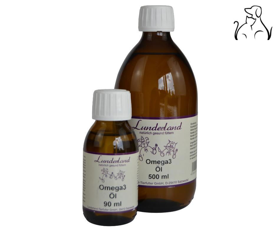 Omega 3 Öl - 500ml
