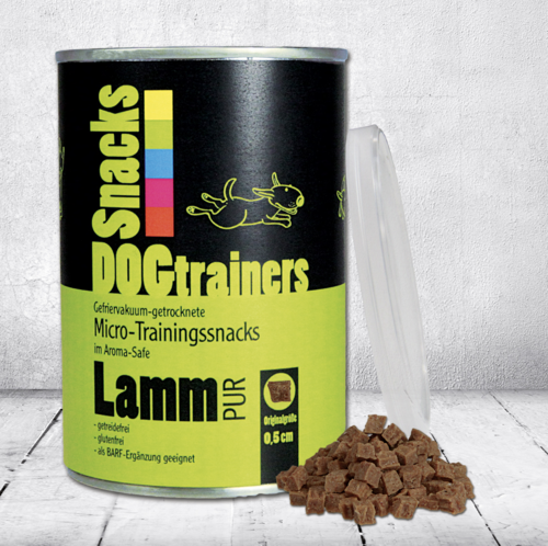 "Dogtrainers ""Lamm pur"""